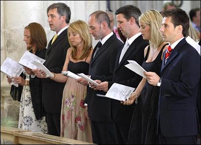Bbc Sport Football Alan Ball Funeral Photos
