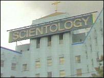 scientology vs BBC