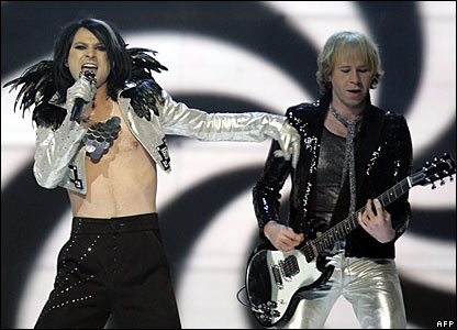eurovision konkurranse ark