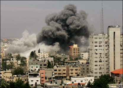 Scuola a Gaza