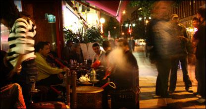 BBC NEWS | UK | Have shisha cafes gone to ashes?