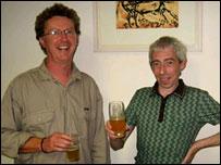 How Bronze Age man enjoyed his pint