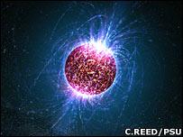 Rare dead star found near Earth