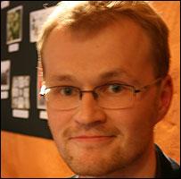 Lauri Beekmann - anti-alcohol activist
