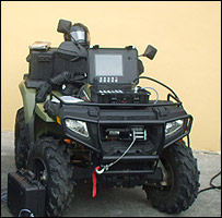 Slovak quad bike