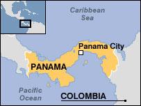 BBC NEWS   UK   Sun and secrecy lure of Panama