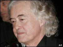 Гитарист Led Zeppelin Джимми Пейдж намерен записать сольный альбом.
