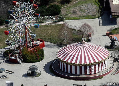 michael jackson neverland ranch pictures