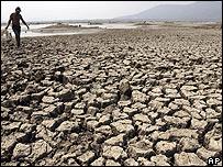 Sequía en Tailandia