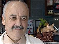 Lazari Kozmaoglu, a butcher