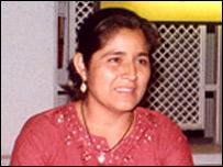 Congresista Nancy Obregón
