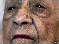 Mujer de 116 años