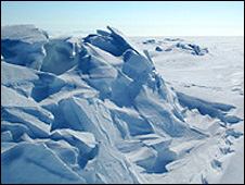 Ayles Ice Island (BBC)