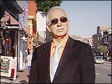 Judge Radhi Hamza al-Radhi