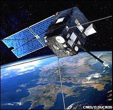 Demeter satellite (CNES)
