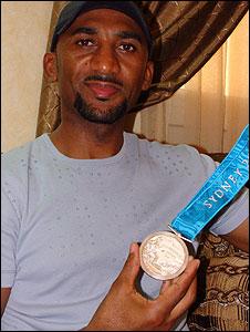 Saudi Olympian Hadi Souan Somayli