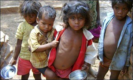 Malnutrition among filipino kids up