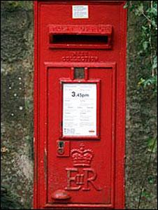 Bbc News Uk Wales Mid Wales Post Office Closing 11