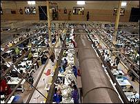 Fábrica textil en Bangladesh (foto de archivo)