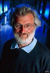 Sir John Sulston, premio Nobel de Medicina en 2002, SPL