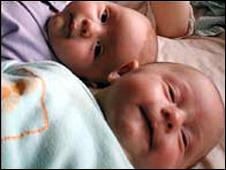 BBC NEWS | Health | IVF twins risk 'over-estimated'