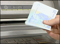 BBC NEWS | Programmes | Working Lunch | HSBC increases card fees abroad