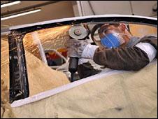 bbc news americas brazil sees rise in bulletproof cars. Black Bedroom Furniture Sets. Home Design Ideas
