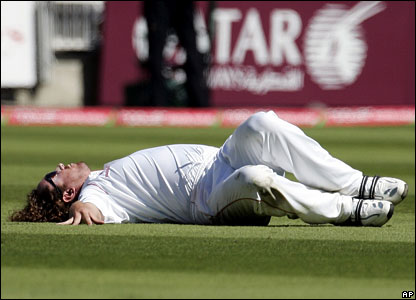 BBC SPORT | Cricket | England v South Africa photos