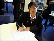 BBC NEWS   Technology   Students make mobile phone news