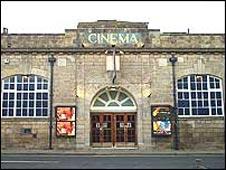 Bbc News Uk England Bradford Small Cinemas Get Lottery Boost