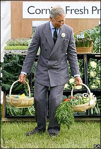 Príncipe Carlos de Inglaterra.