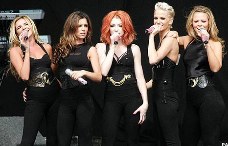 Girls Aloud (Music) - TV Tropes