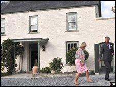 Bbc News Uk Wales South West Wales Royal Window