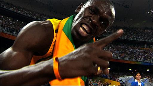 BBC SPORT   Olympics   Athletics   Video review - Bolt