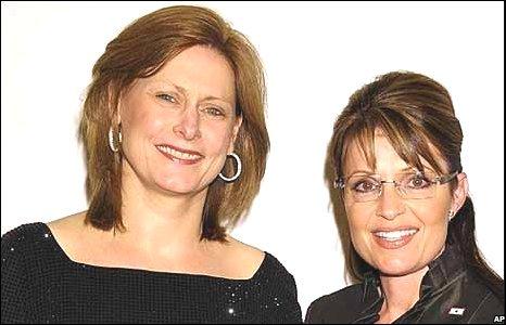 25d8837eb54 Sarah Brown and Sarah Palin