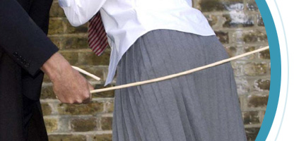 Should caning be reintroduced into schools? - Down the Pub