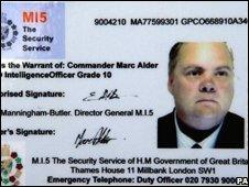BBC NEWS   UK   England   Cambridgeshire   Fake secret agent