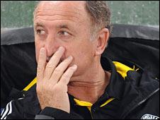 Chelsea boss Luiz Felipe Scolari