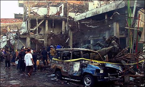 Image result for blast rips bali nightclub