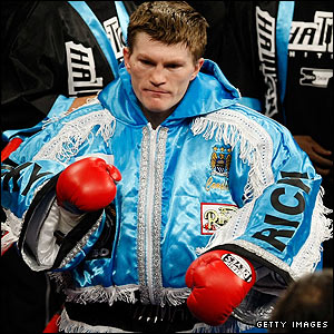 Ricky Hatton Fat Suit 45