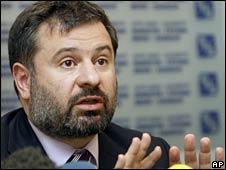 Former Georgian envoy to Russia Erosi Kitsmarishvili