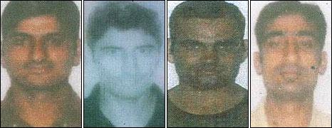 Named militants. Mumbai police website