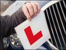 learner driver logo