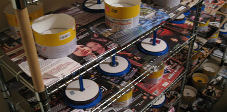 BBC - Newsbeat - Technology - Bootleg trade in DVDs is booming