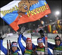 Назван окончательный состав сборной России на чемпионат мира по биатлону.