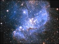 Galaxia Nube de Magallanes