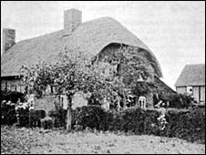 OLD ORDNANCE SURVEY MAP HEATHROW 1934 PERRY OAKS PERROTTS FARM CAINS FARM