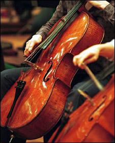 Peer reveals 'cello scrotum' hoax