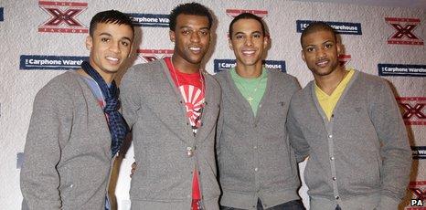 BBC - Newsbeat - Music - JLS: Our future after X Factor