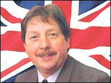 Sammy Wilson might well appear to some people to be a Moron